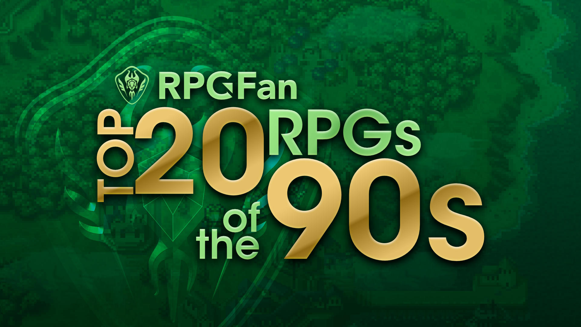 Top 20 RPGs of the 90s