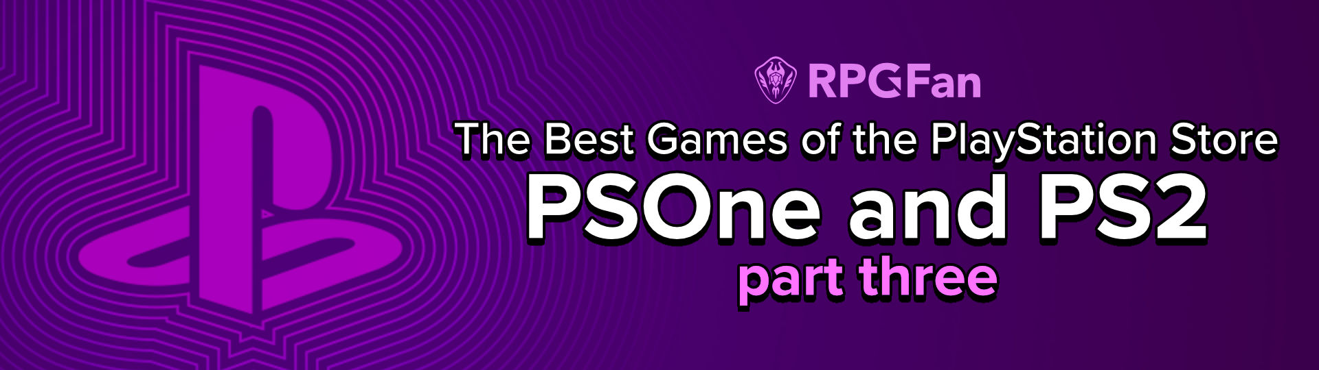 The Best Games of the PlayStation Store PSOne and PS2 Part Three