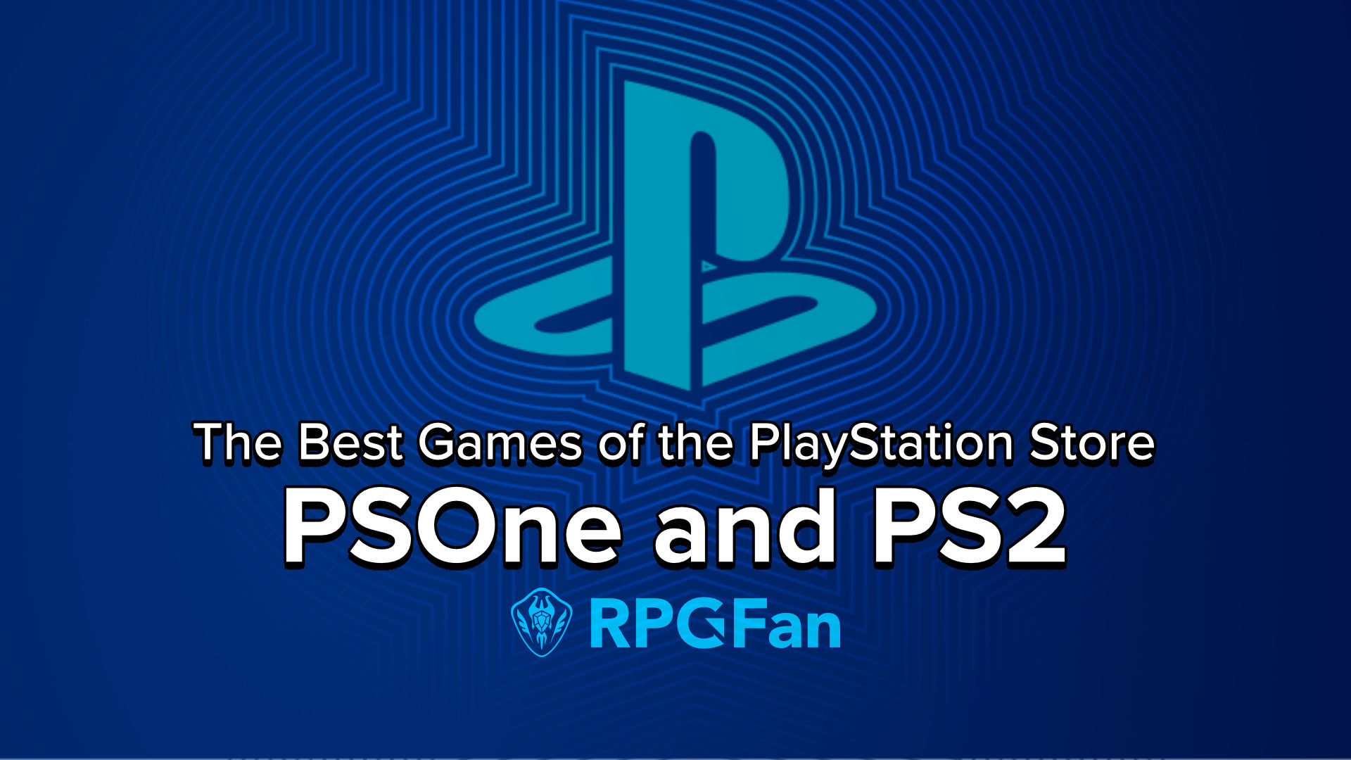 The Best Games of the PlayStation Store PSOne and PS2