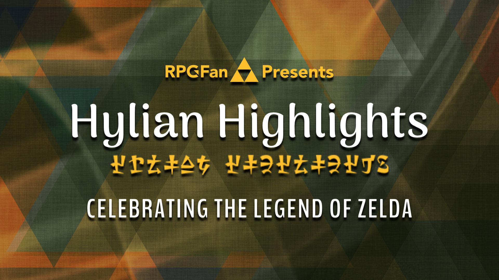Hylian Highlights :Celebrating The Legend of Zelda Featured