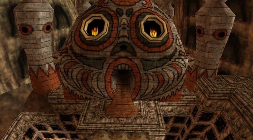 The Legend of Zelda: Majora's Mask Stone Tower Temple