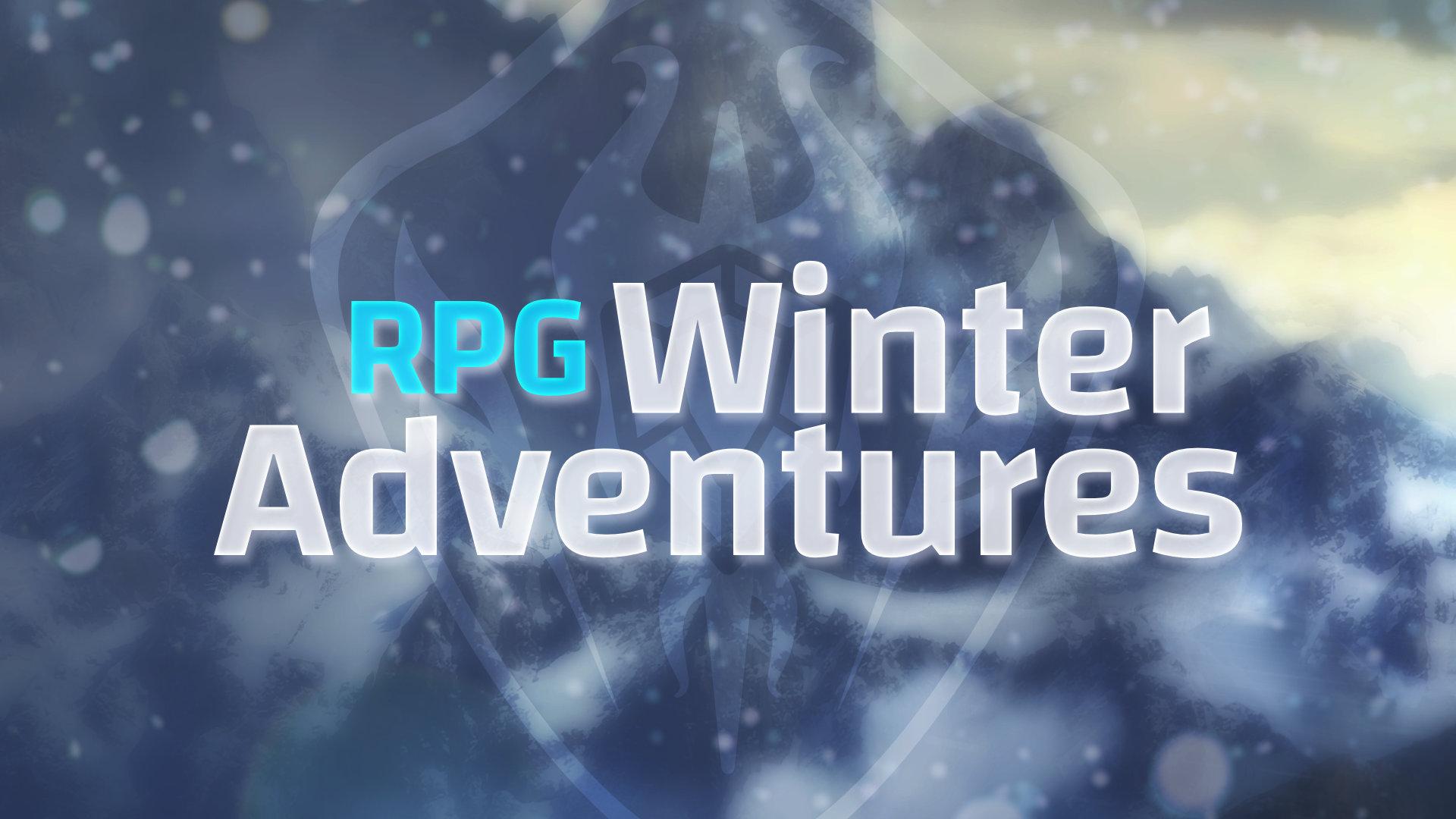 RPG Winter Adventures Featured
