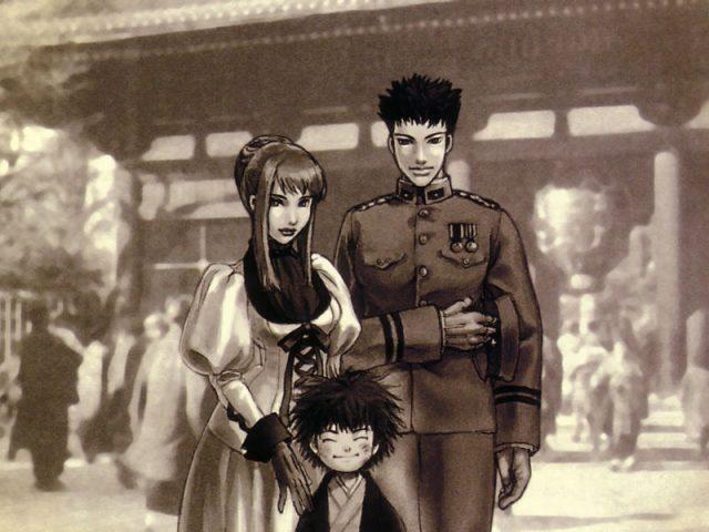 Ben Hyuga from Shadow Hearts Covenant