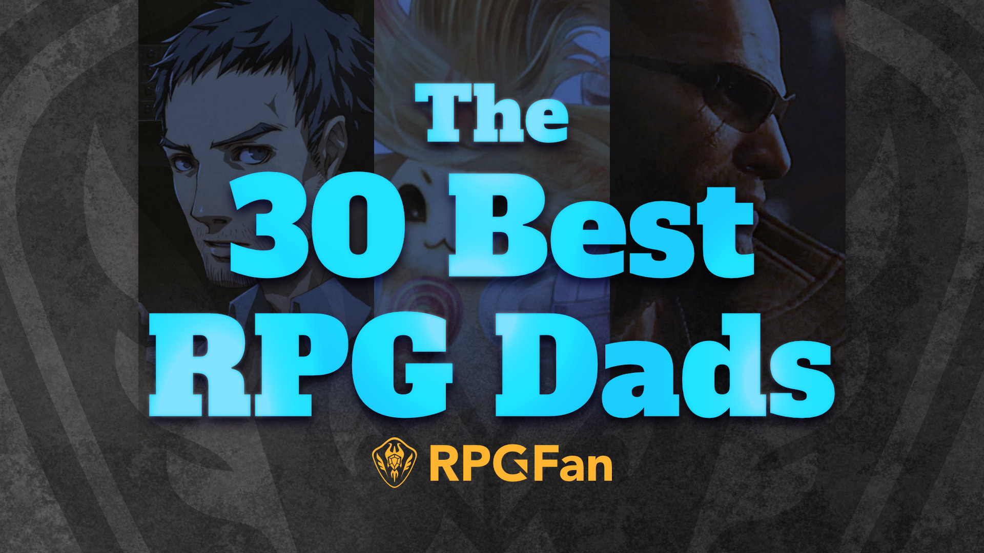 The 30 Best RPG Dads Featured