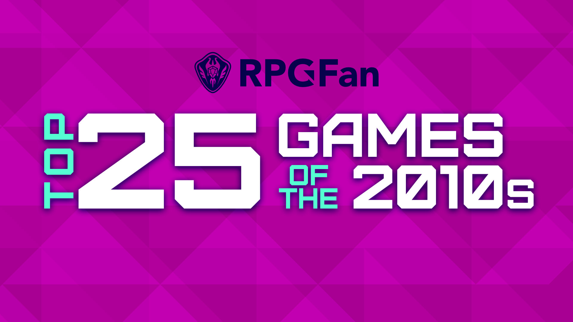 Top 25 Games of the 2010s