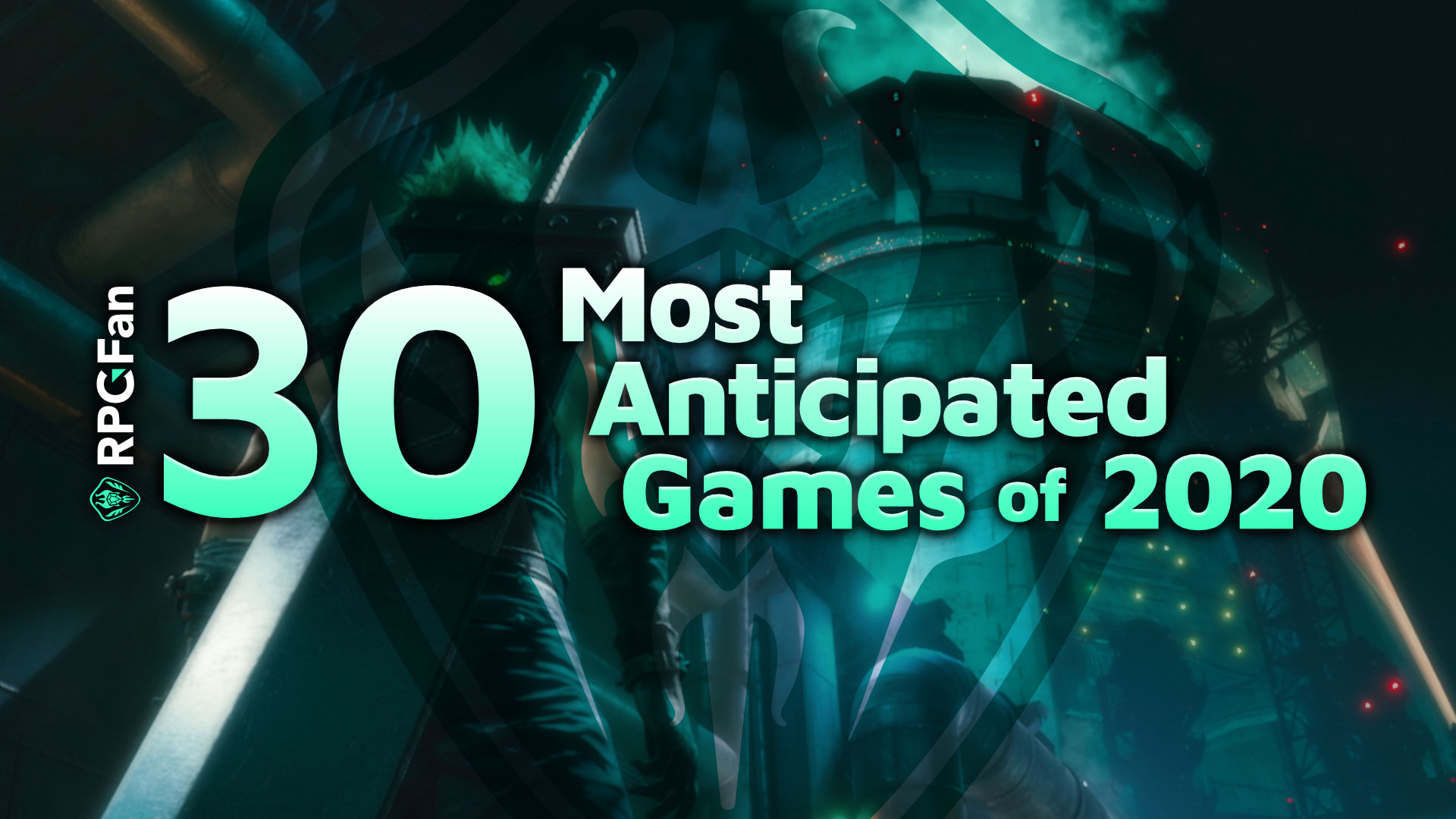 30 Most Anticipated Games of 2020 Header
