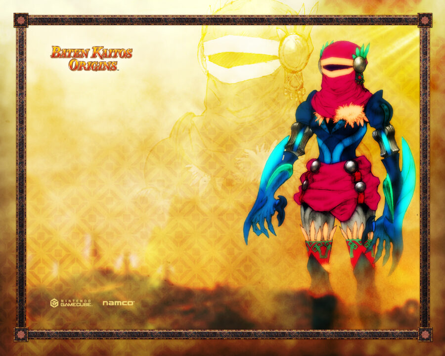 Artwork of Guillo from Baten Kaitos Origins