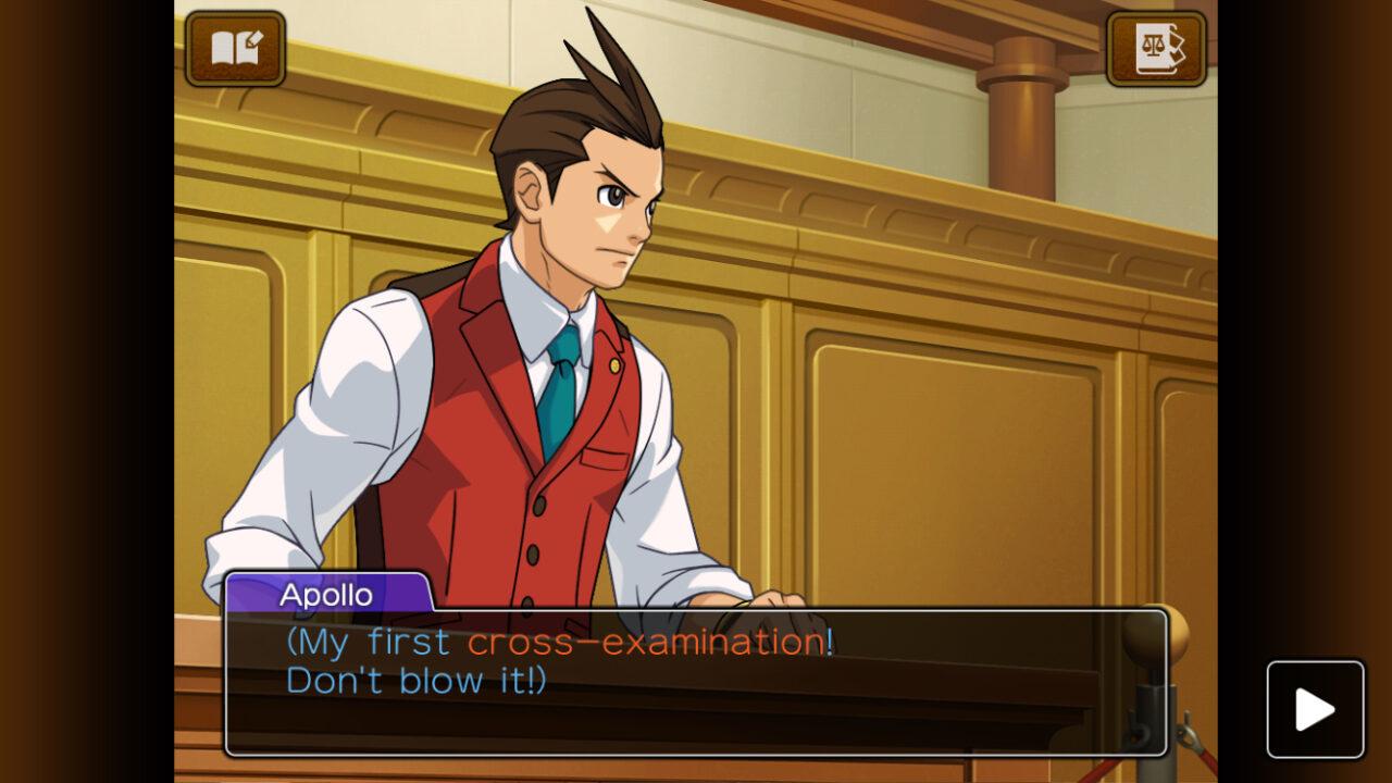 Apollo Justice Ace Attorney Screenshot 17