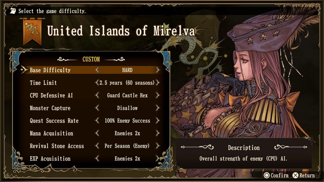 Brigandine The Legend of Runersia Screenshot 102