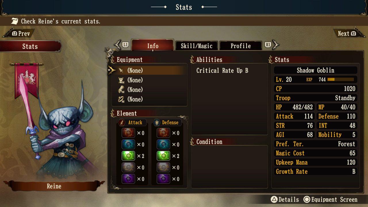 Brigandine The Legend of Runersia Screenshot 104