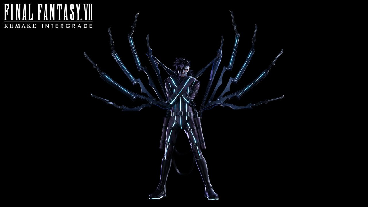 Artwork of Nero From Final Fantasy VII Remake Intergrade