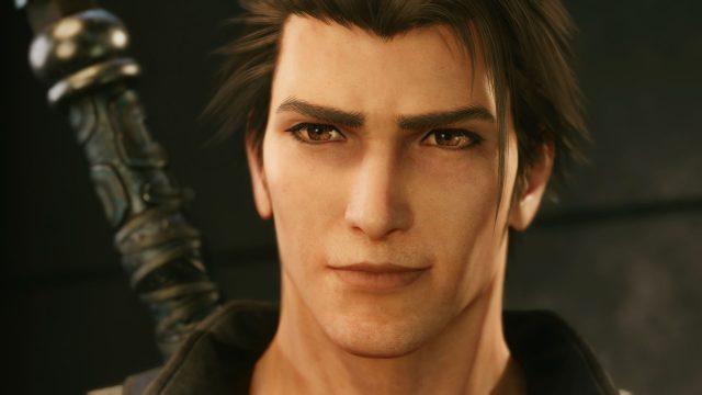 Final Fantasy VII Remake Screenshot Featuring Sonon