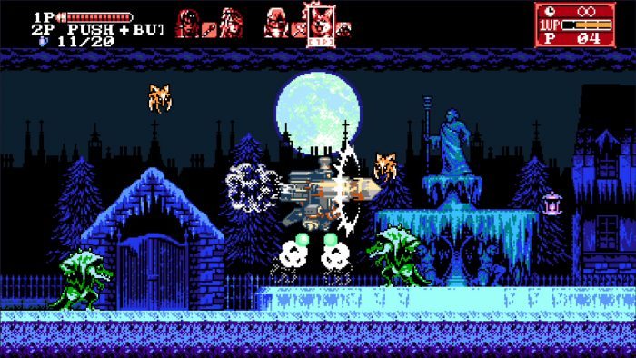 Bloodstained: Curse of the Moon 2 screenshot