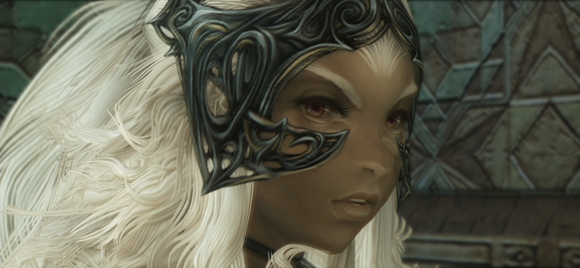 Fran, a playable character in Final Fantasy XII.