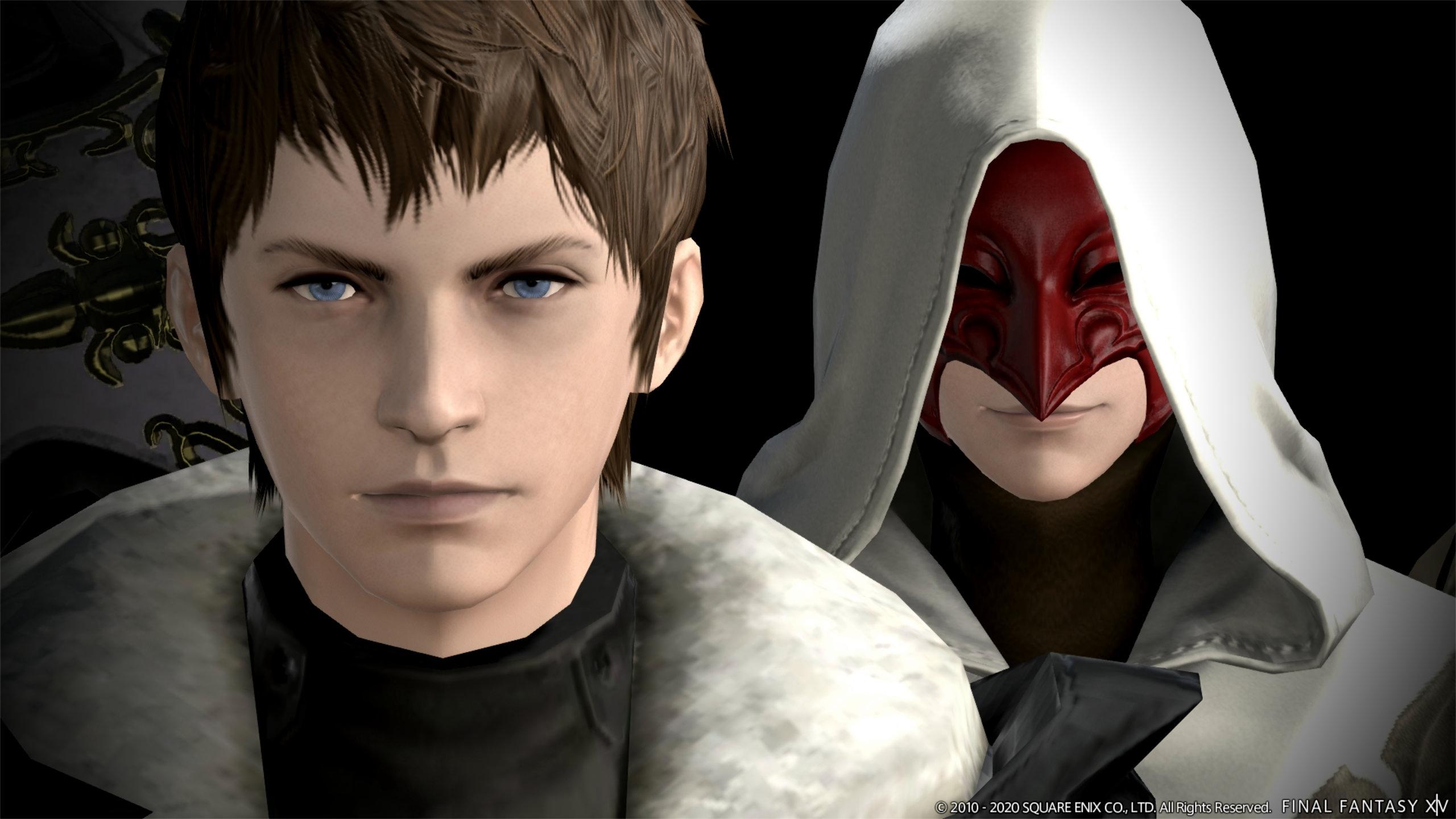 Screenshot From Final Fantasy XIV: Shadowbringers