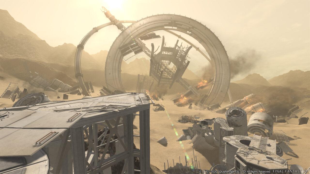 FFXIV 5.3 Screenshot