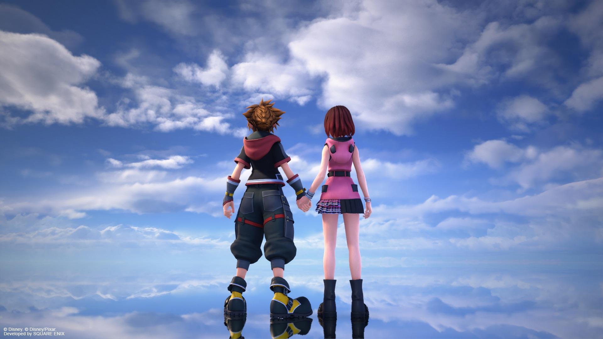 Screenshot From Kingdom Hearts III ReMind DLC