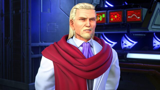 Screenshot From Kingdom Hearts Melody Of Memory Featuring Ansem The Wise