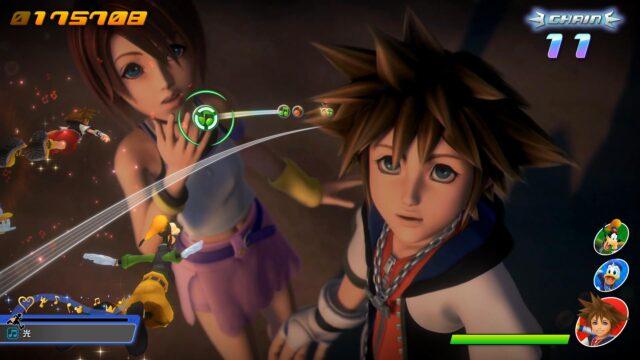 Screenshot From Kingdom Hearts Melody Of Memory