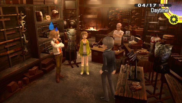 Persona 4 Golden Screenshot 127