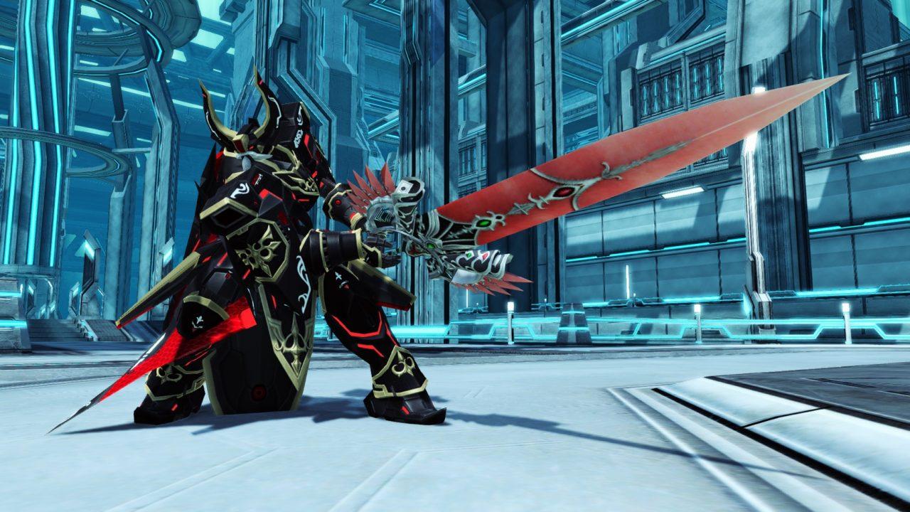 Screenshot From Phantasy Star Online 2