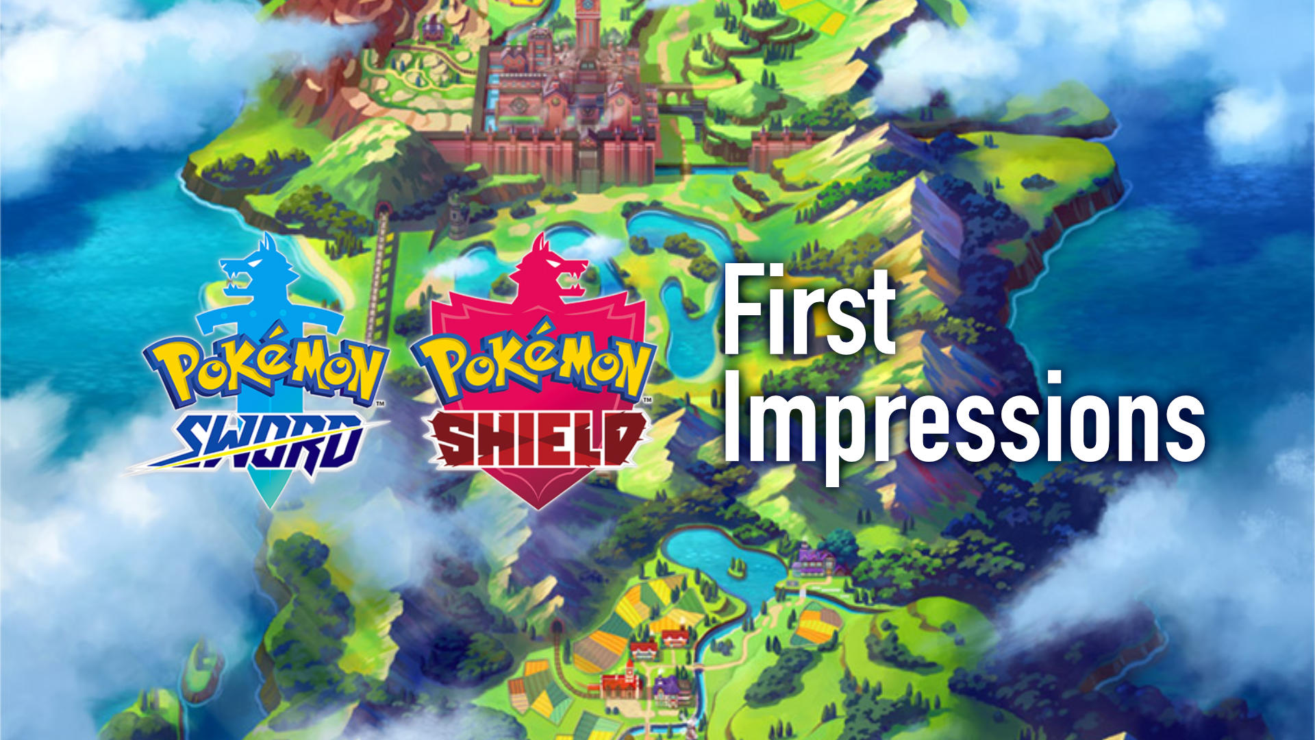 Pokemon Sword and Shield First Impressions