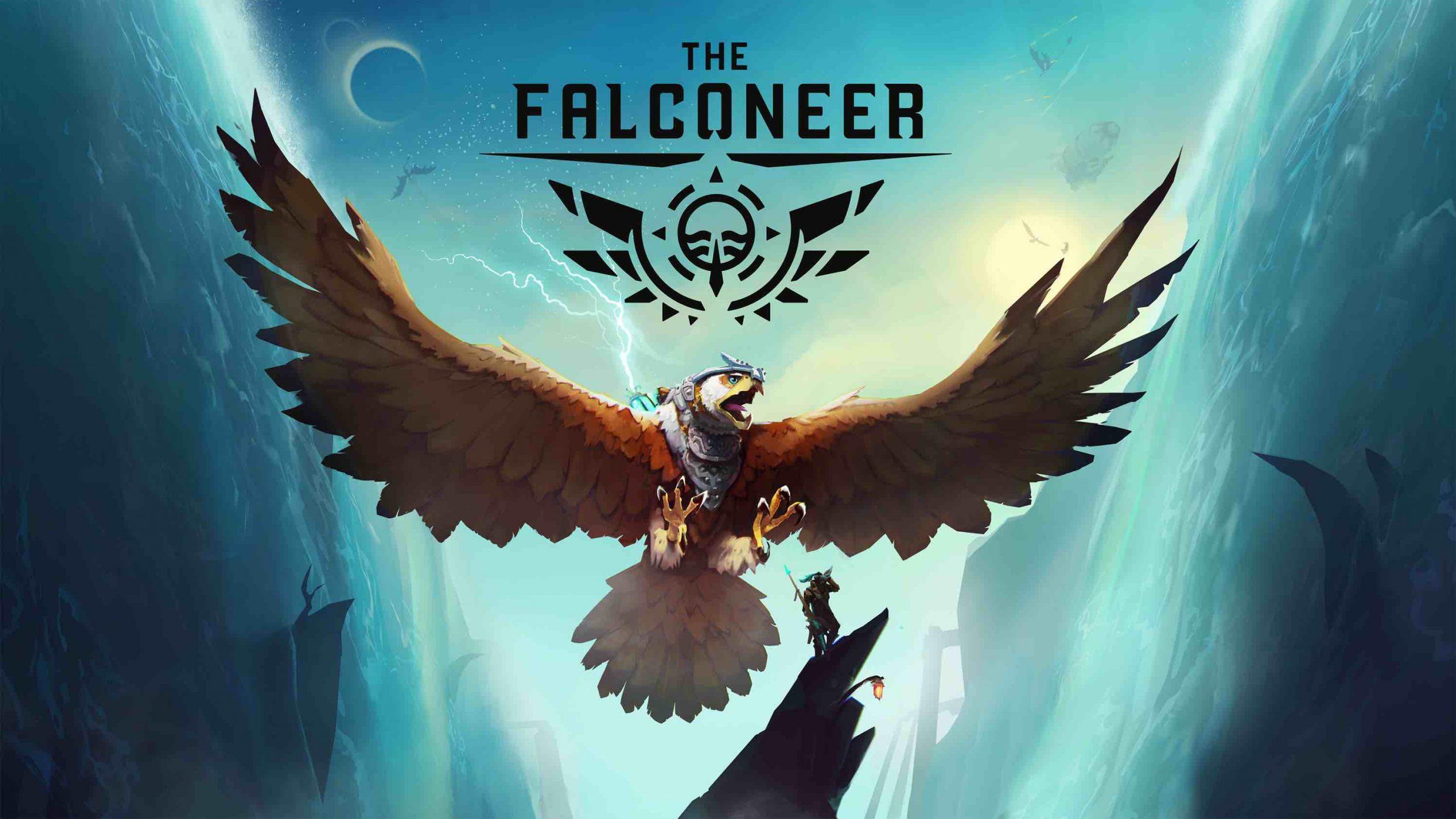 Key Art from The Falconeer