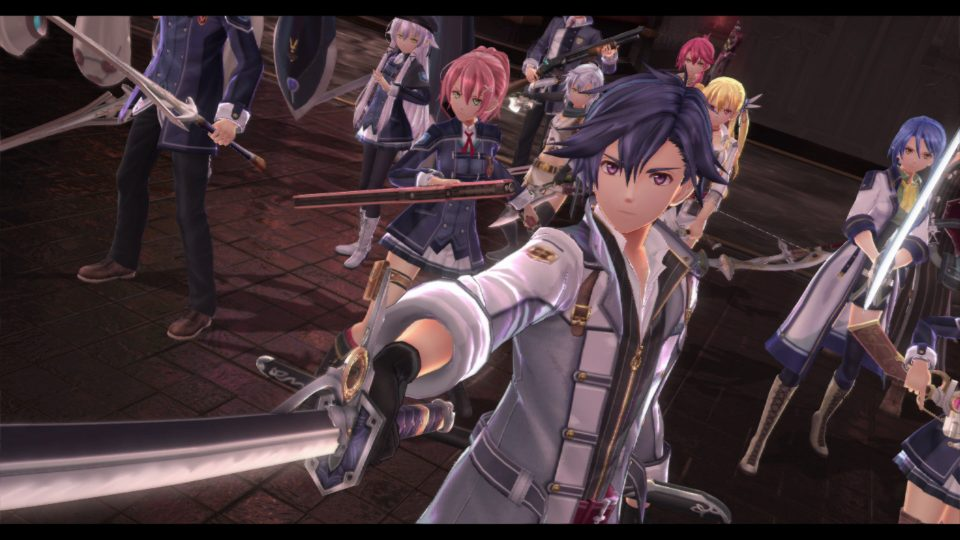 Rean and friends take the fight to their foes in The Legend of Heroes: Trails of Cold Steel III.