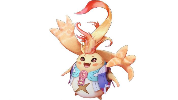 Artwork of Riki from Xenoblade Chronicles: Definitive Edition