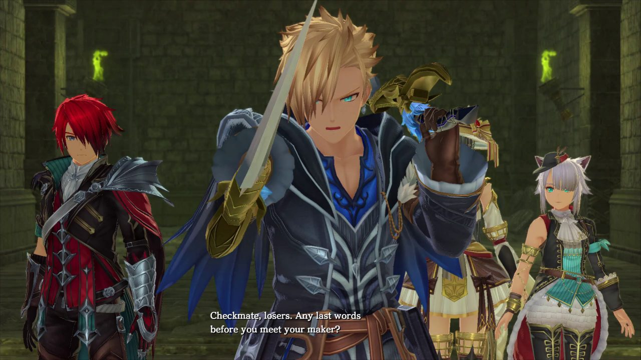 Ys Ix Monstrum Nox A Swordsman Speaks in Battle