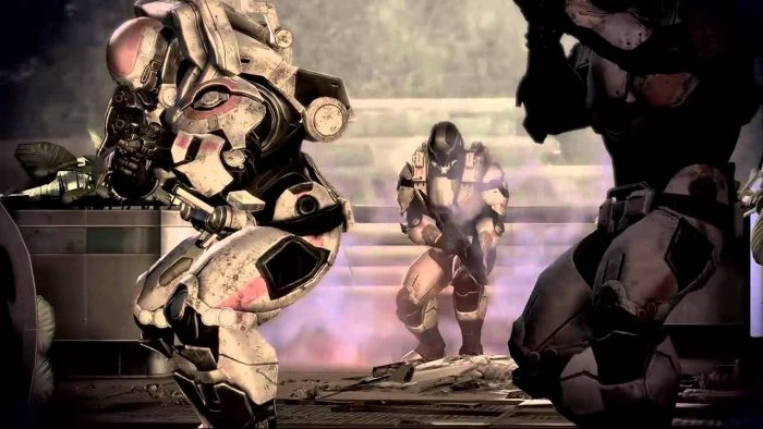 Trailer: Fall of Earth (E3 2011)