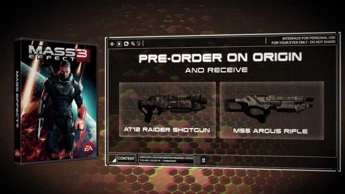 Pre-Order Bonus - Origin (PC)