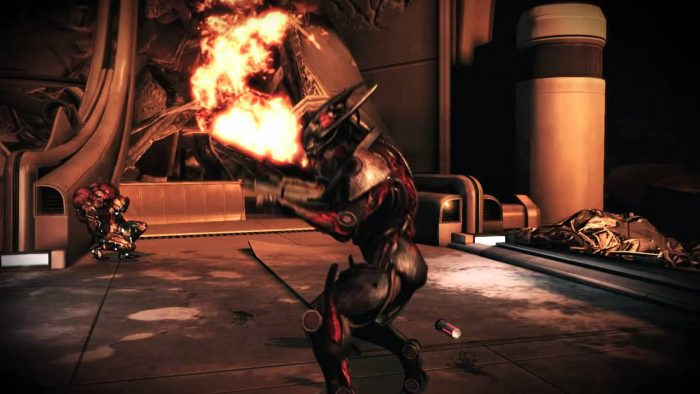 Pre-Order Bonus (N7 Warfare Gear)