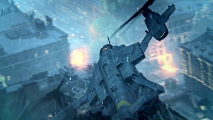 The Garmoniyan Invasion Trailer