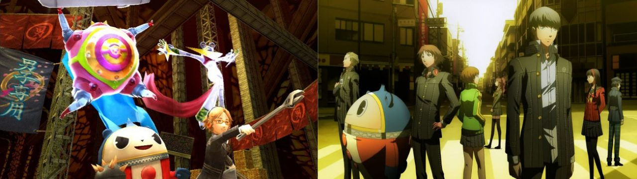 Persona 4 is beloved both as a game and an anime adaptation.