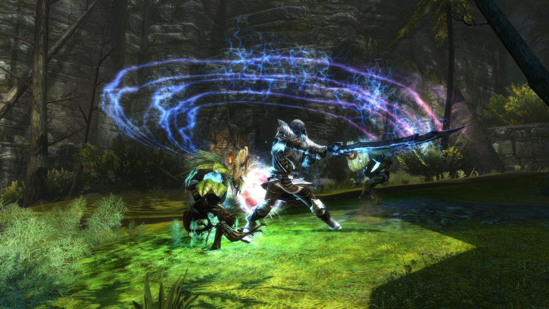 Screenshot From Kingdoms Of Amalur: Re-Reckoning