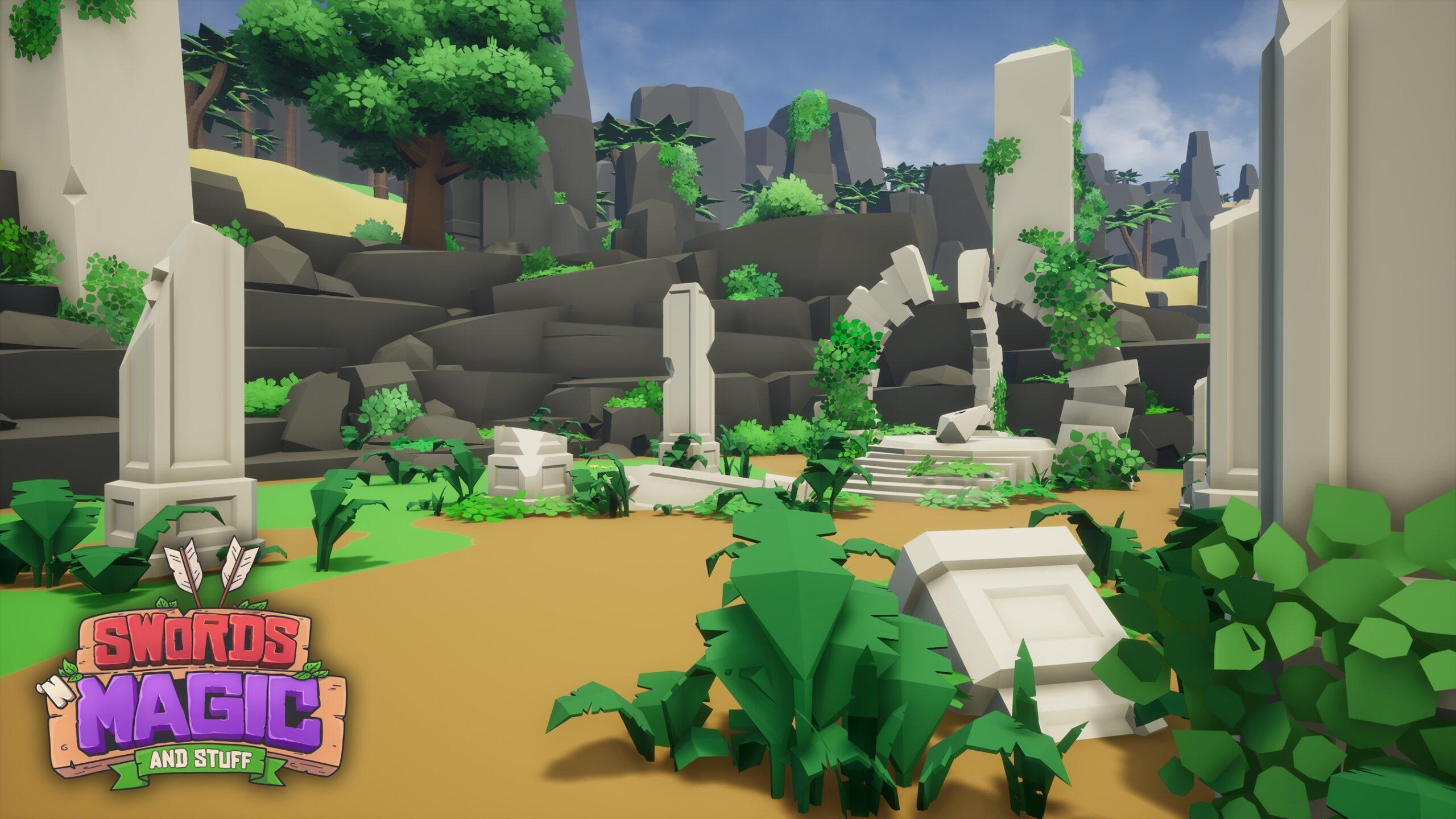 Screenshot From Swords N' Magic And Stuff