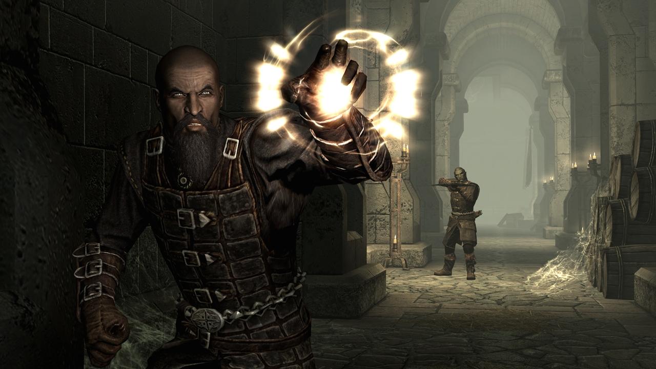 Skyrim Dawnguard Screenshot