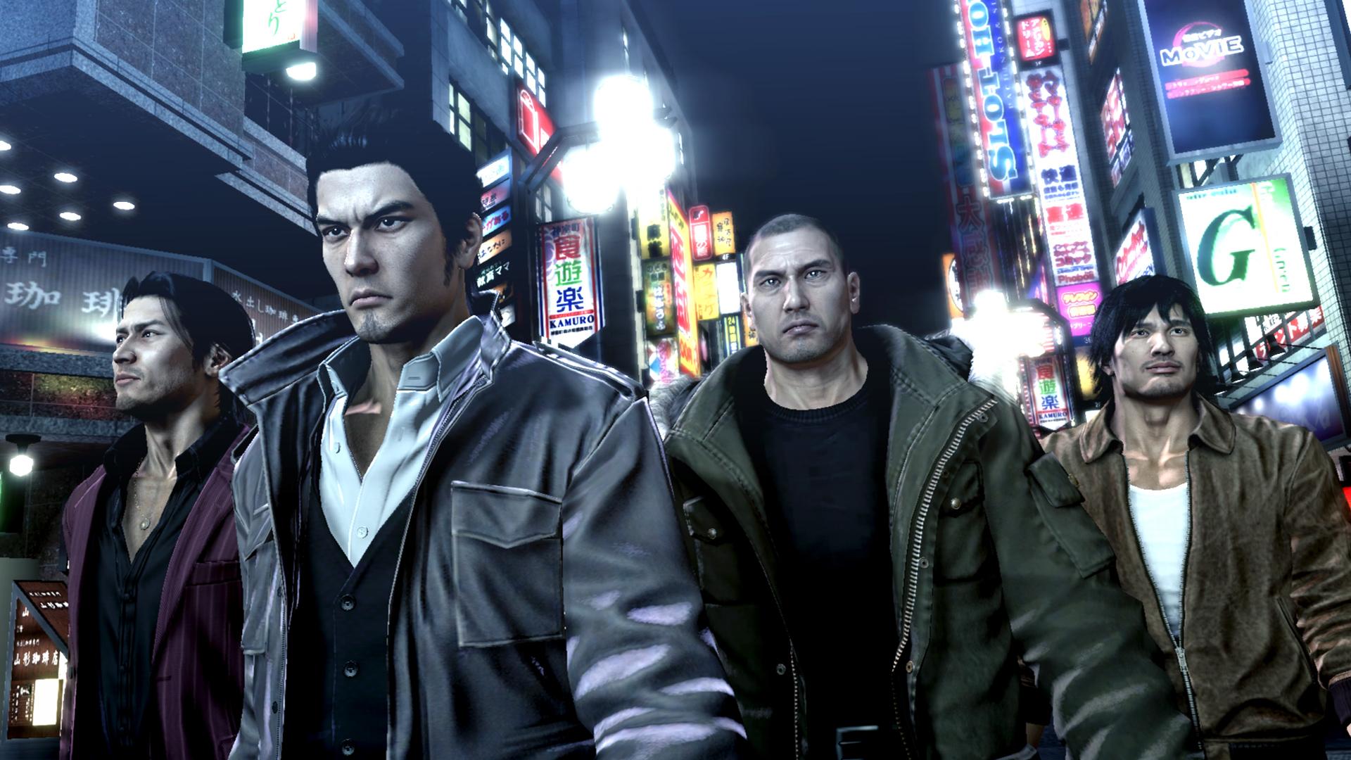The Yakuza Remastered Collection Screenshot 005