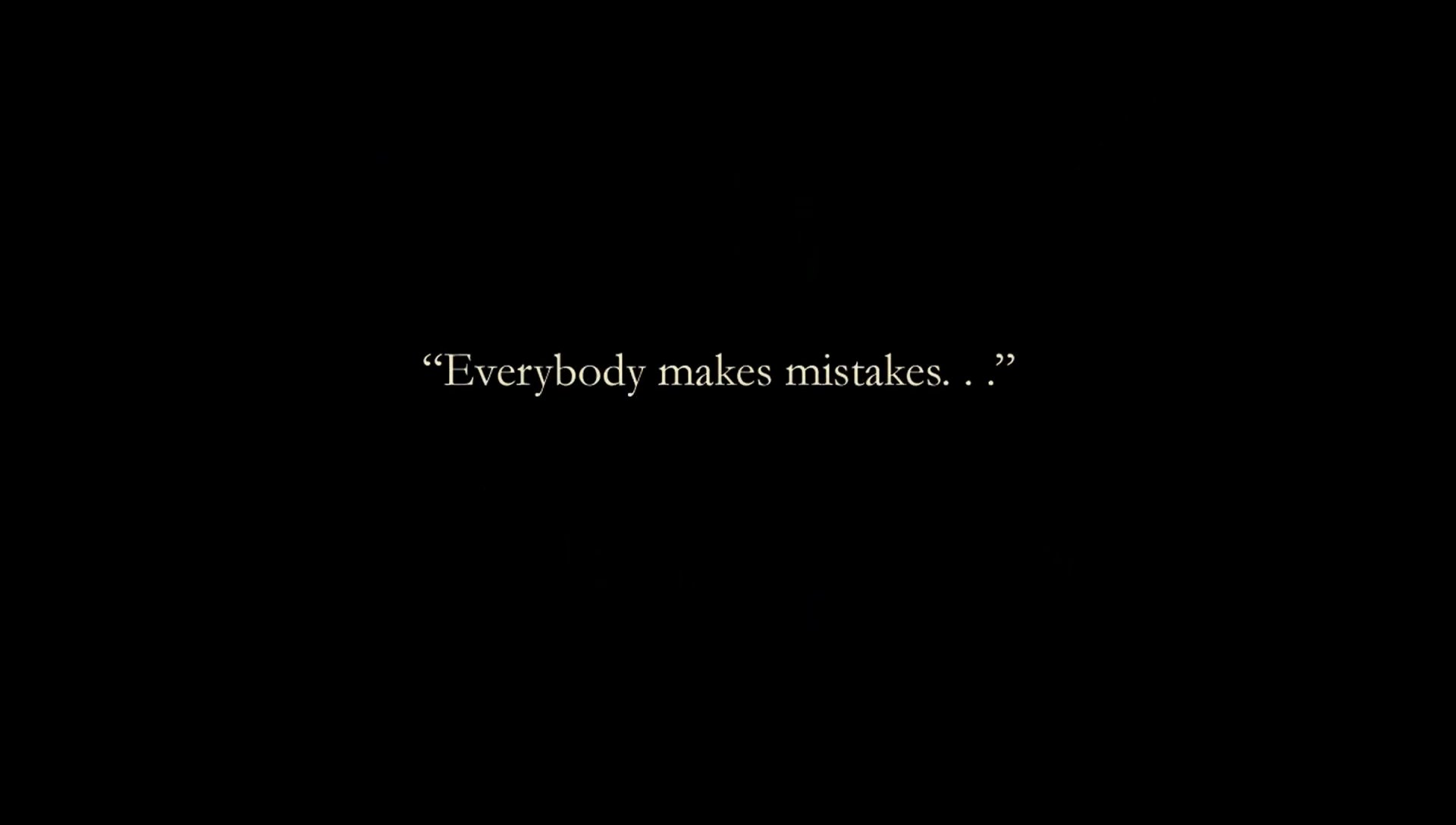 """Impostor Factory - """"Everybody Makes Mistakes"""""""