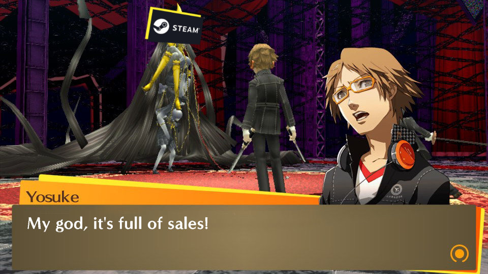 SEGA is looking into further PC ports and focusing on multi-platform releases thanks to Persona 4