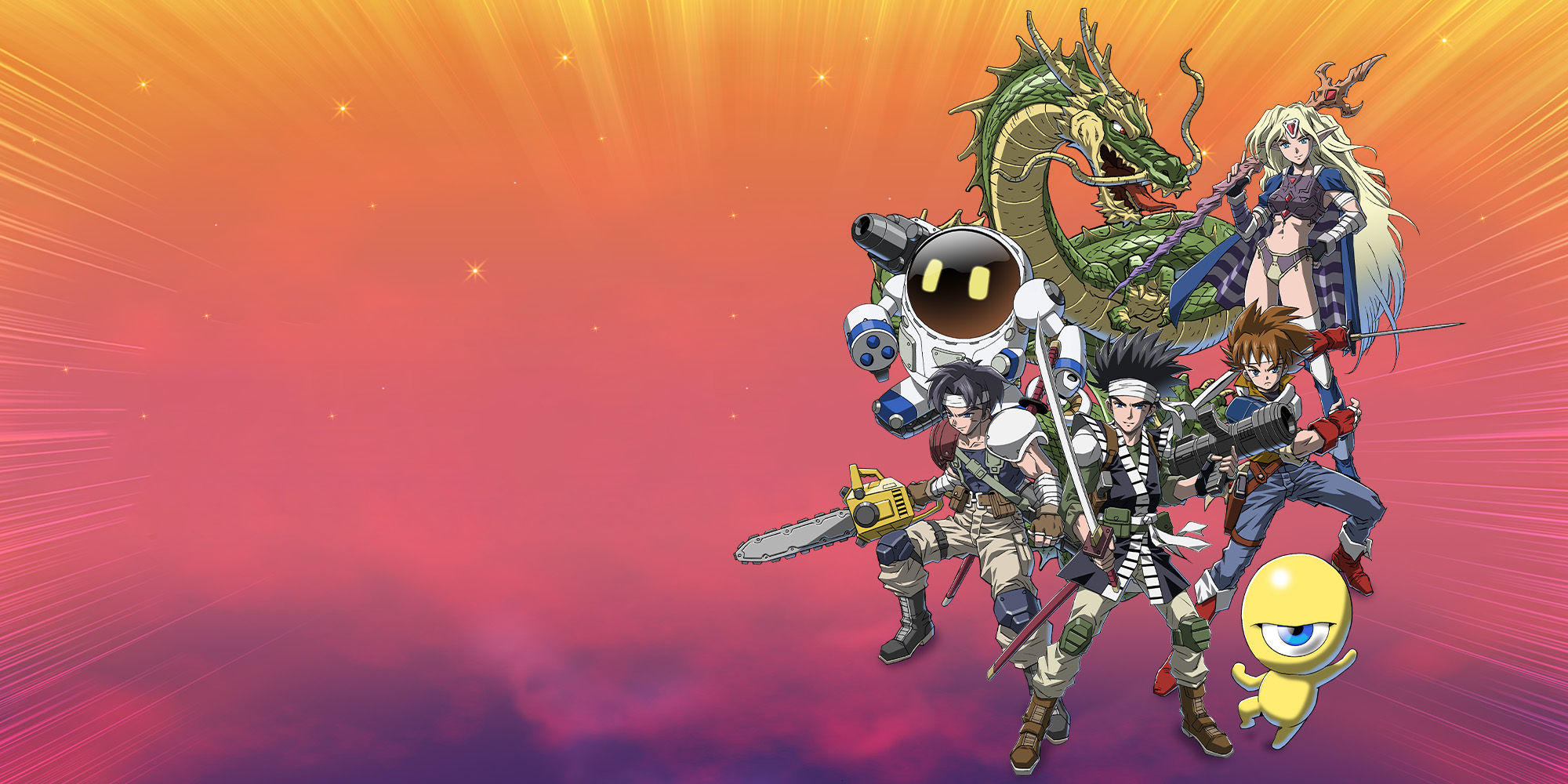 Collection of SaGa Final Fantasy Legend Featured
