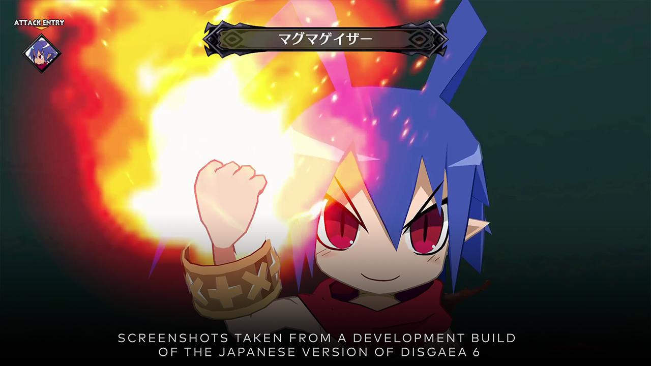 Screenshot From Disgaea 6 Defiance of Destiny