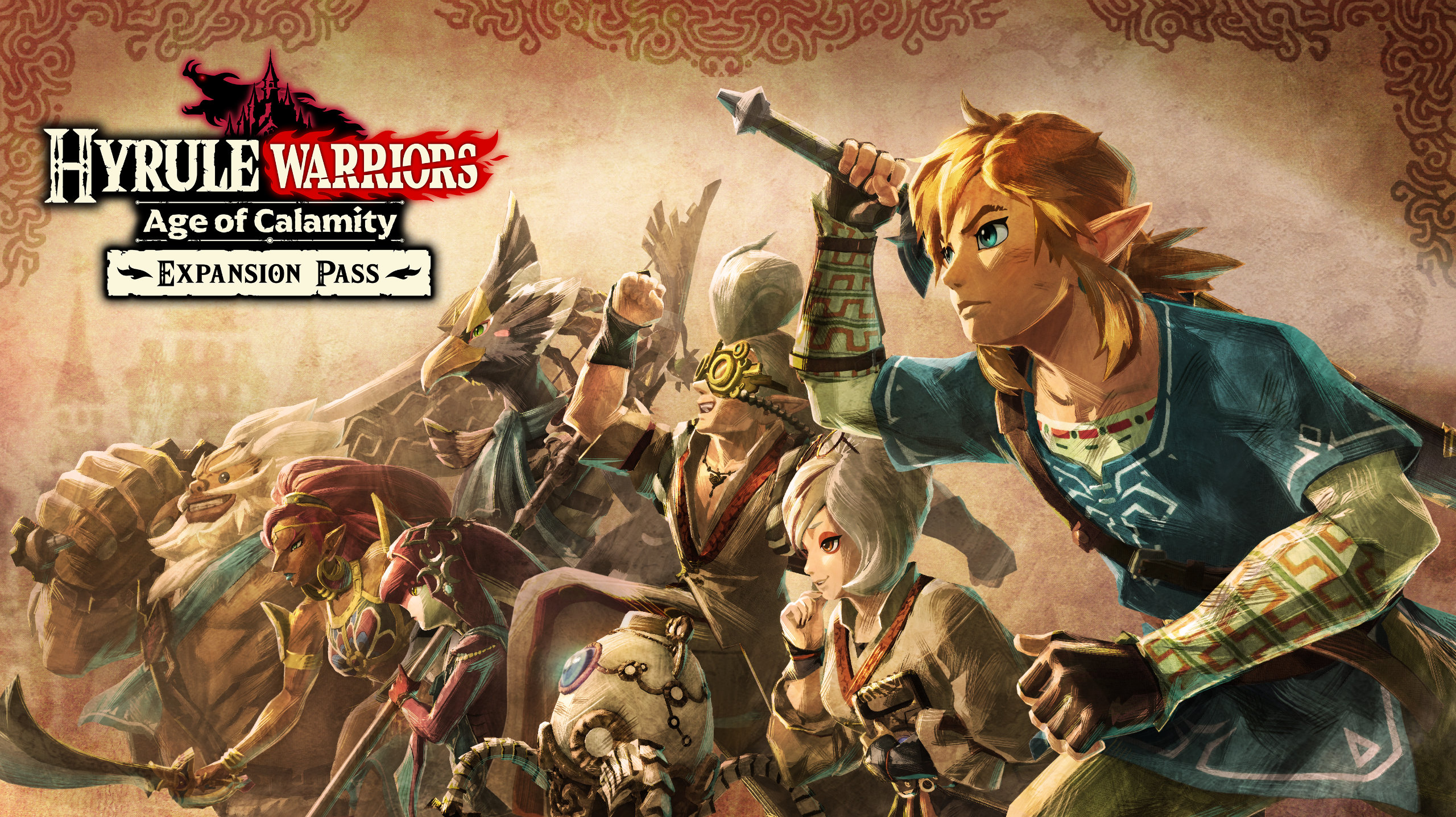 Hyrule Warriors: Age of Calamity DLC Expansion