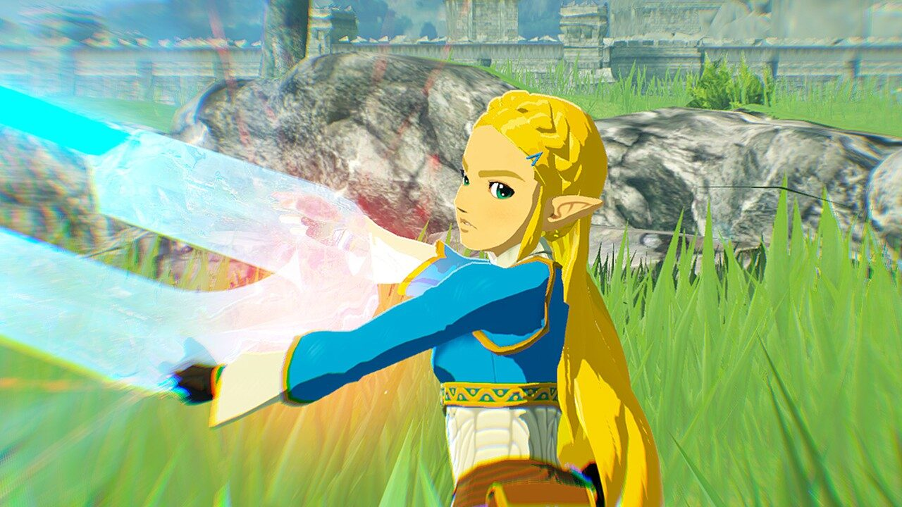 Screenshot From Hyrule Warriors Age Of Calamity