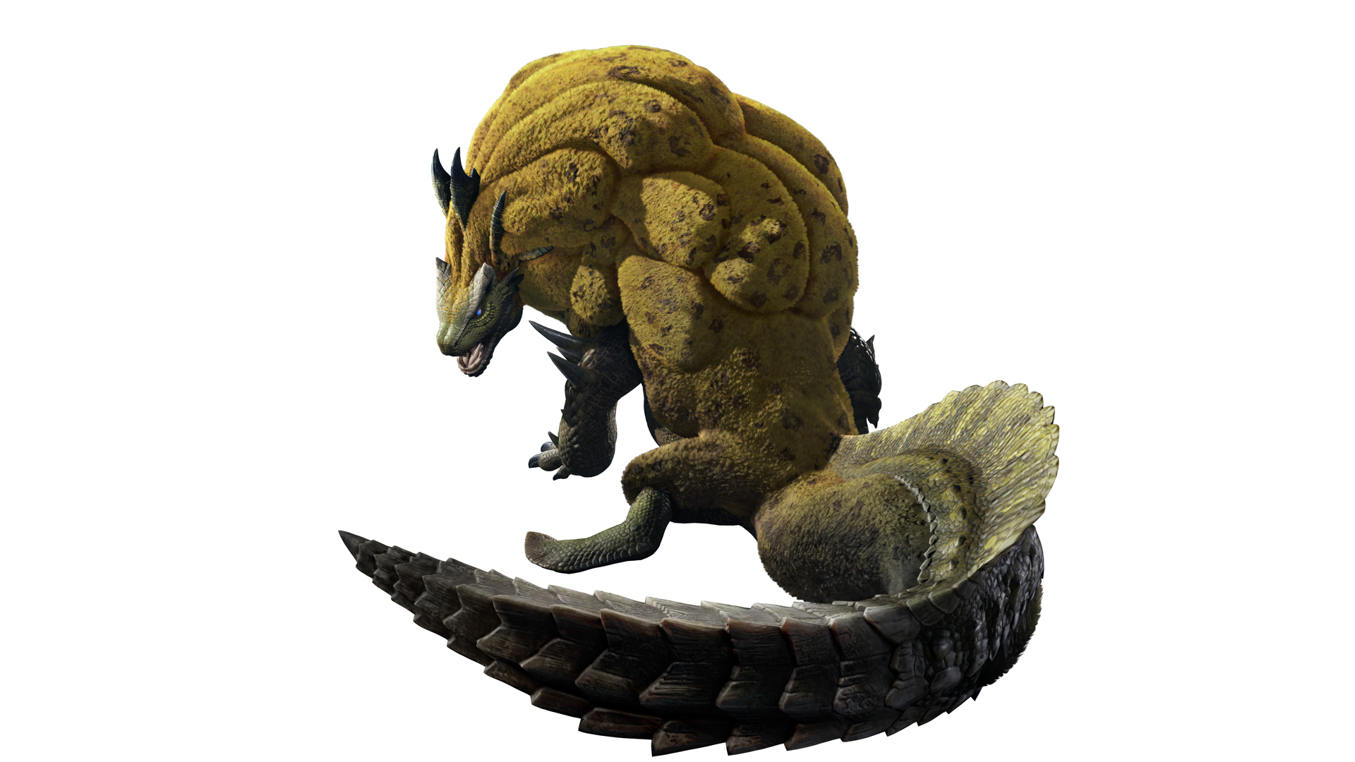Monster Hunter Rise Artwork Royal Ludroth