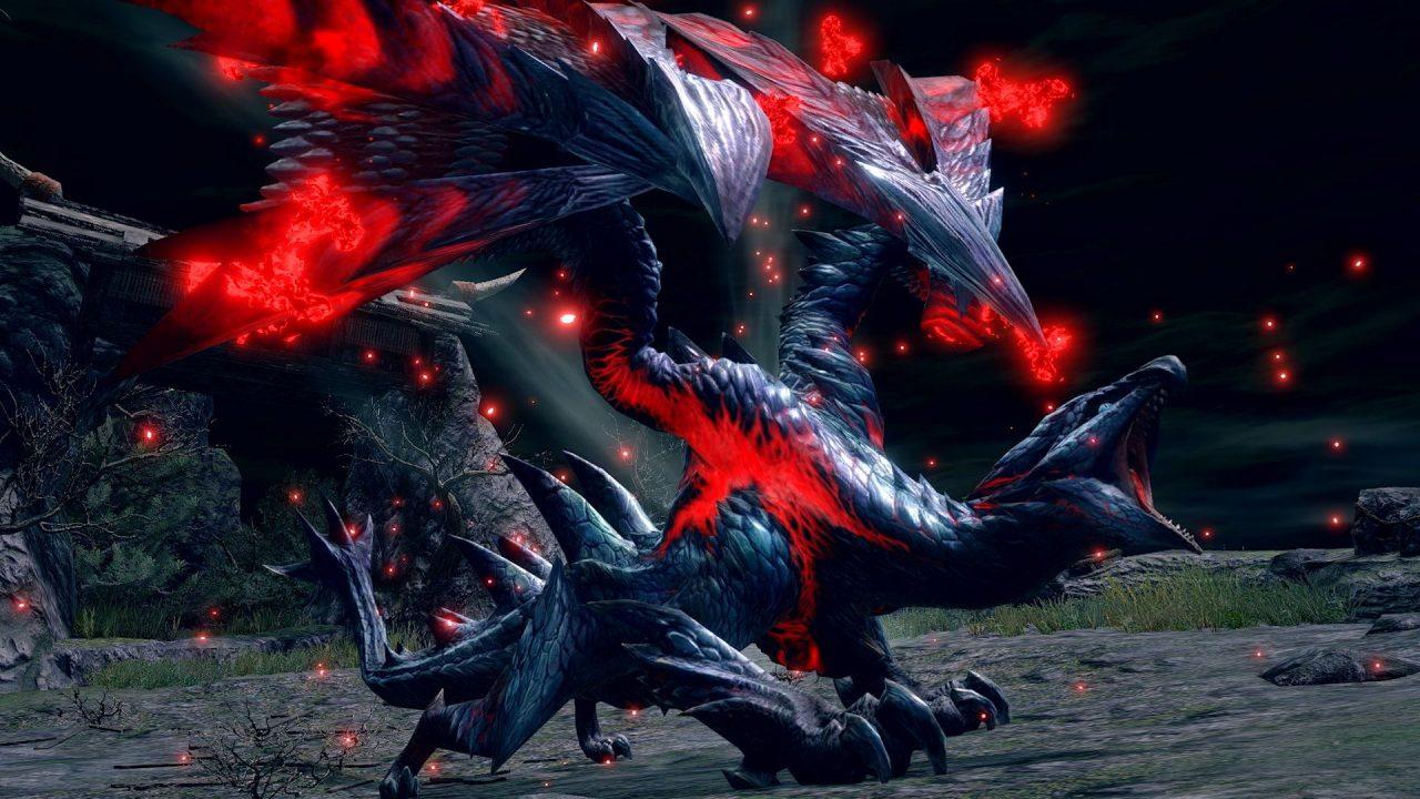 Screenshot From Monster Hunter Rise
