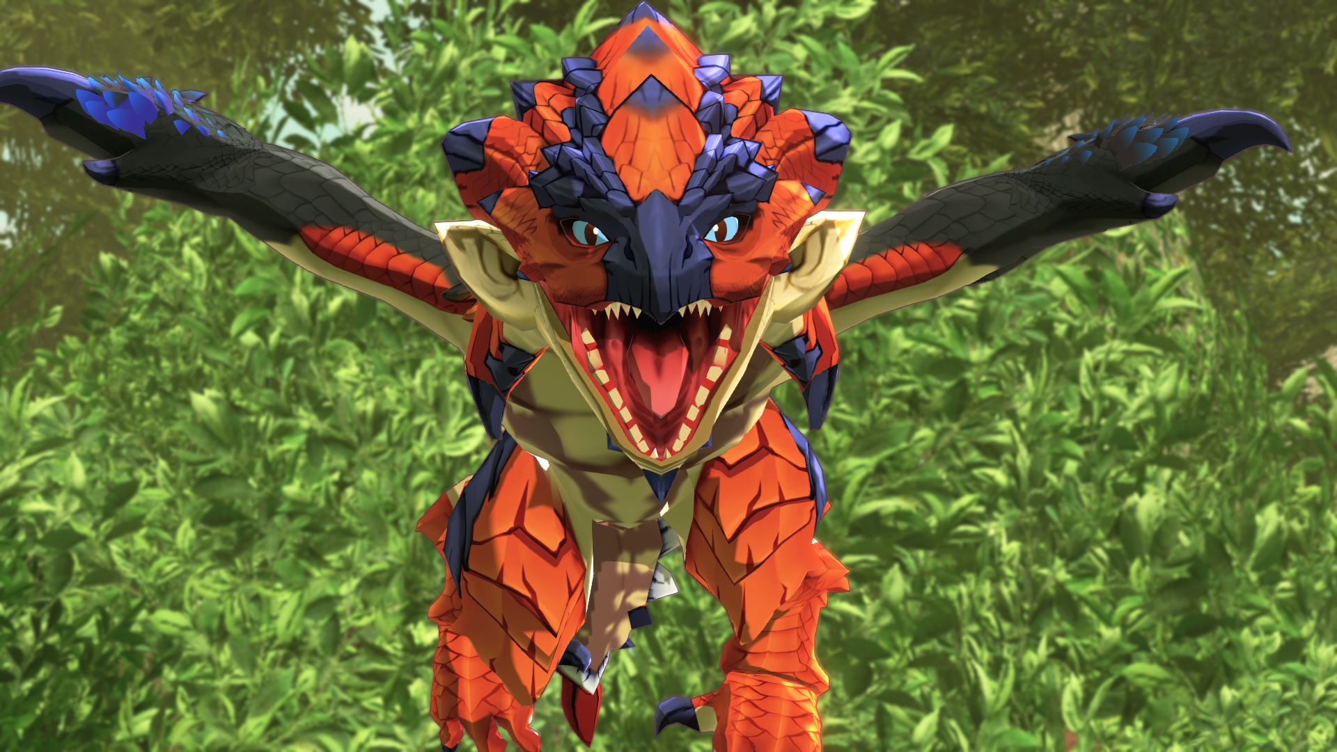 Razewing Ratha is entirely too cute in Monster Hunter Stories 2: Wings of Ruin.
