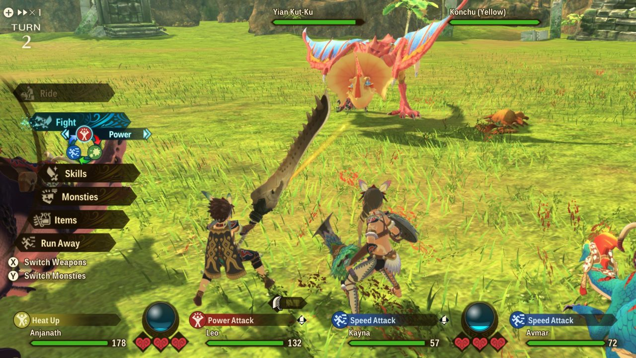 Screenshot From Monster Hunter Stories 2