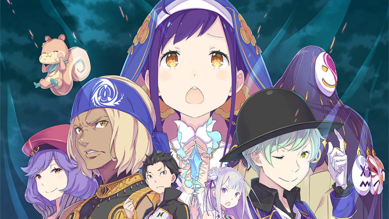 ReZERO Starting Life in Another World The Prophecy of the Throne Featured